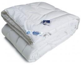 Одеяло зимнее Руно искусственный лебединый пух полуторное 140х205