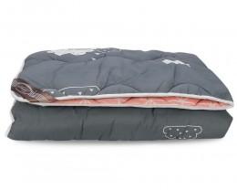 Одеяло зимнее Leleka-Textile Аляска Gold двуспальное 172х205