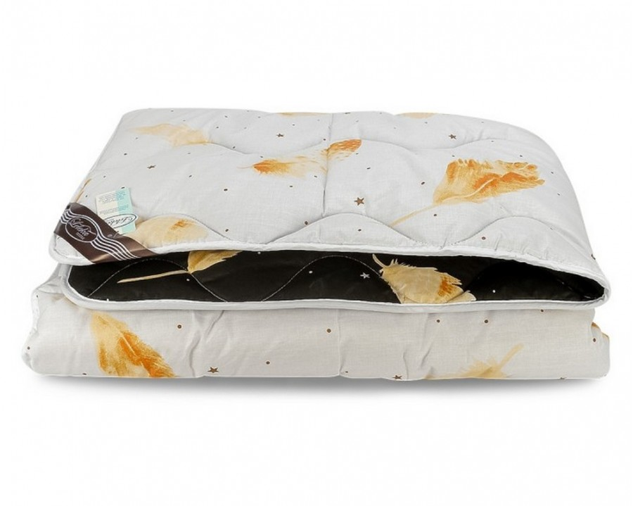 Одеяло зимнее Leleka-Textile Аляска Gold евро 200х220