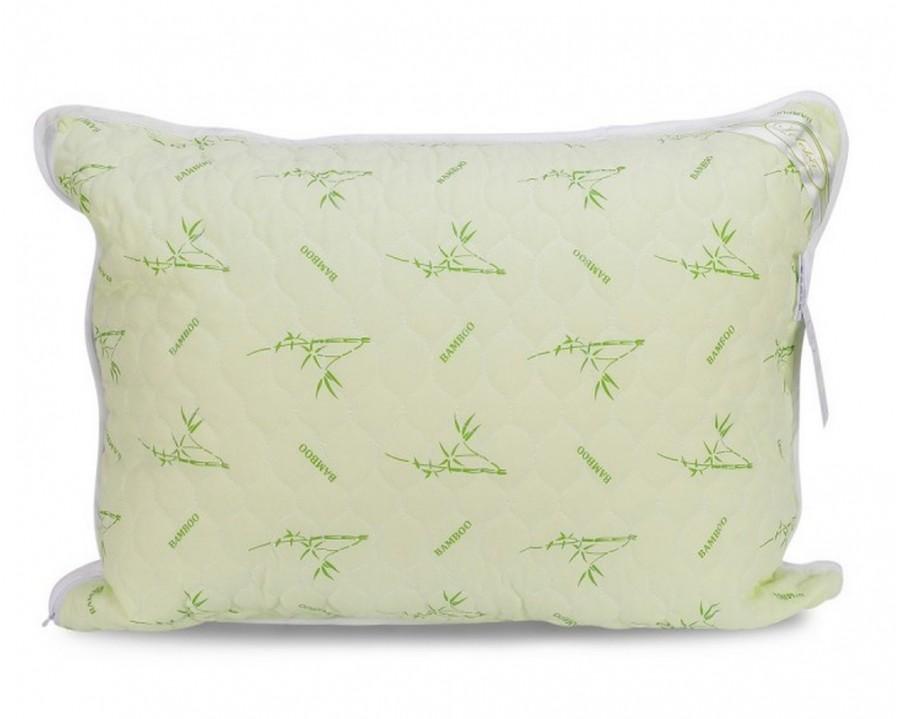 Подушка Leleka-Textile Бамбук зеленая 70х70