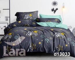 Постельное белье LARA сатин d13033e евро