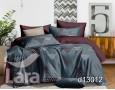 Постельное белье LARA сатин d13012e евро