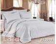 Постельное белье LARA сатин-страйп Light gray d13040e2 евро