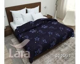 Постельное белье LARA бязь d11061d2 двуспальное