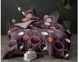 Постельное белье LARA сатин d13077d двуспальное