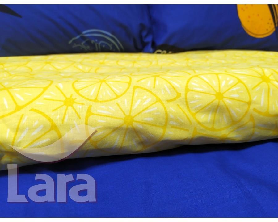 Постельное белье LARA сатин d13044e евро