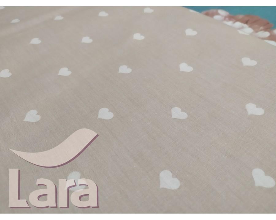 Постельное белье LARA бязь d11195p полуторное