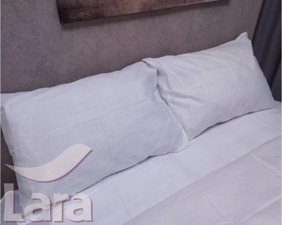 Постільна білизна LARA бязь d11044d2 двоспальна