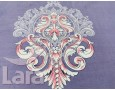 Постельное белье LARA бязь d11170s семейное 4 наволочки в комплекте