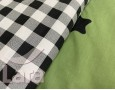 Постельное белье LARA бязь d11169e евро 4 наволочки в комплекте