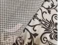 Постельное белье LARA бязь d11168s семейное 4 наволочки в комплекте