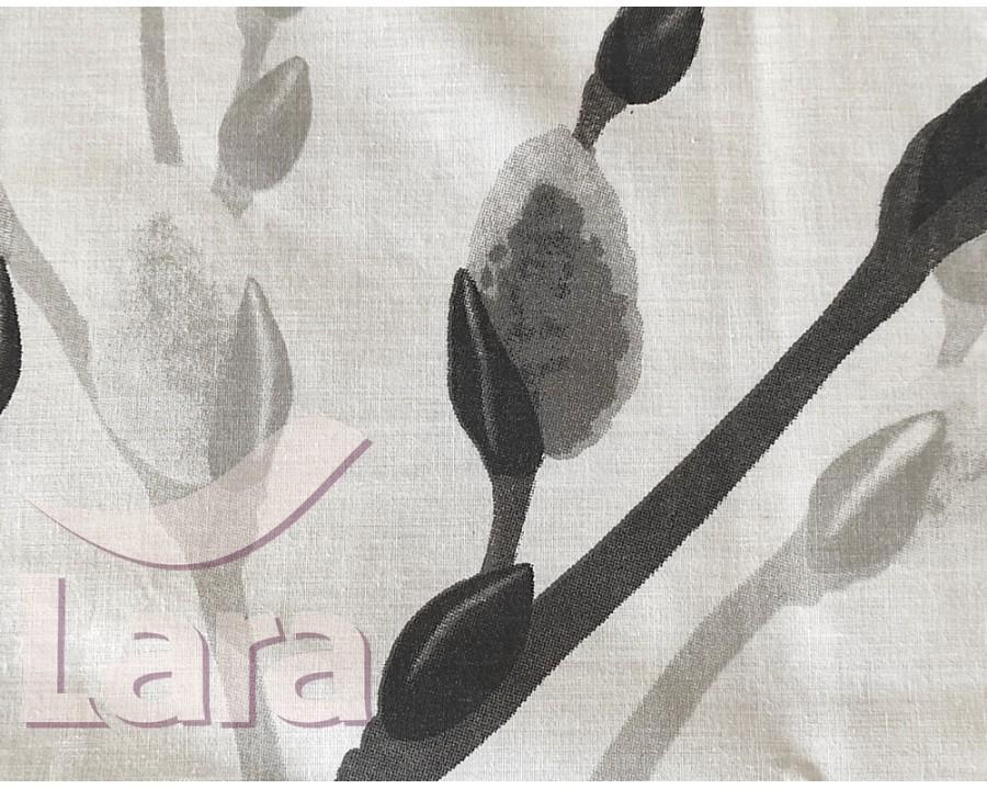 Постільна білизна LARA бязь d11164s сімейна 4 наволочки в комплекті