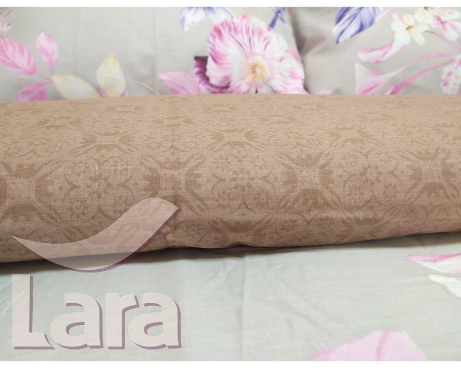 Постельное белье LARA сатин d13090p полуторное