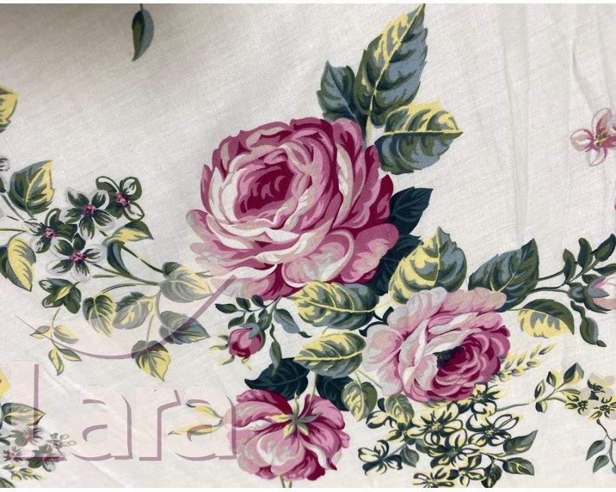 Постільна білизна LARA сатин d13087s сімейна