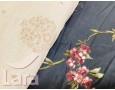 Постельное белье LARA сатин d13085p полуторное