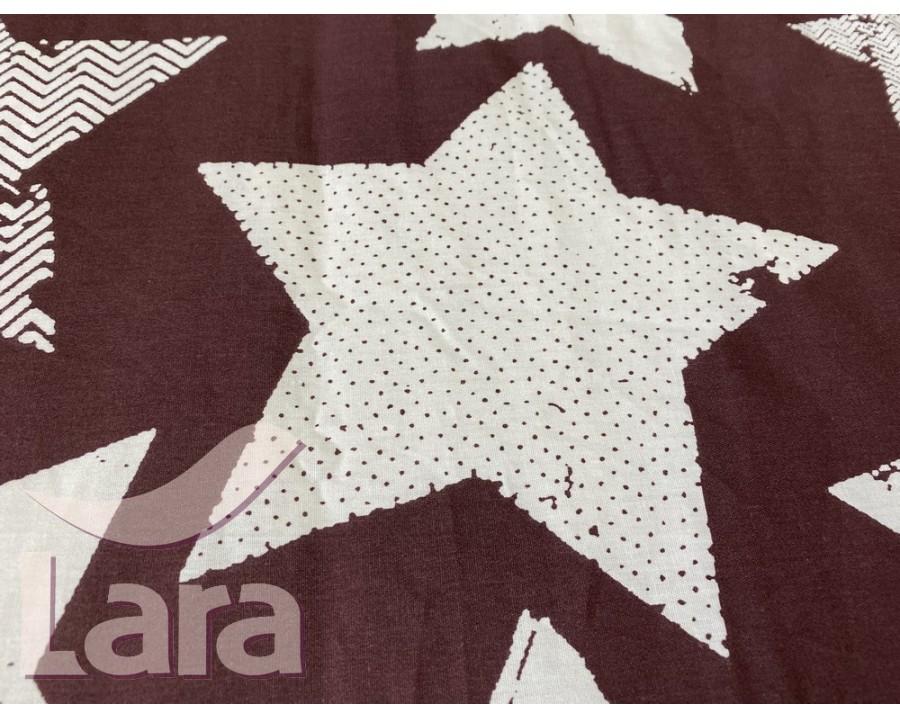 Постельное белье LARA сатин d13082s семейное