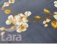 Постельное белье LARA сатин d13075p полуторное