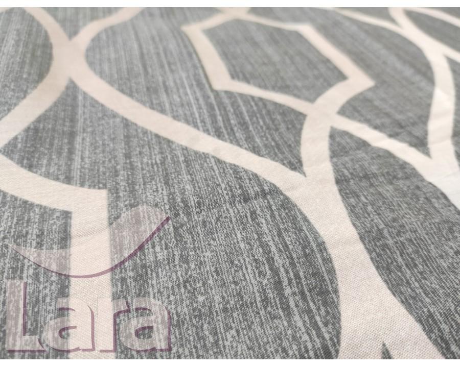 Постельное белье LARA сатин d13074s семейное