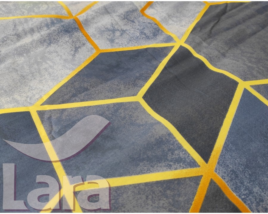 Постельное белье LARA сатин d13062e евро
