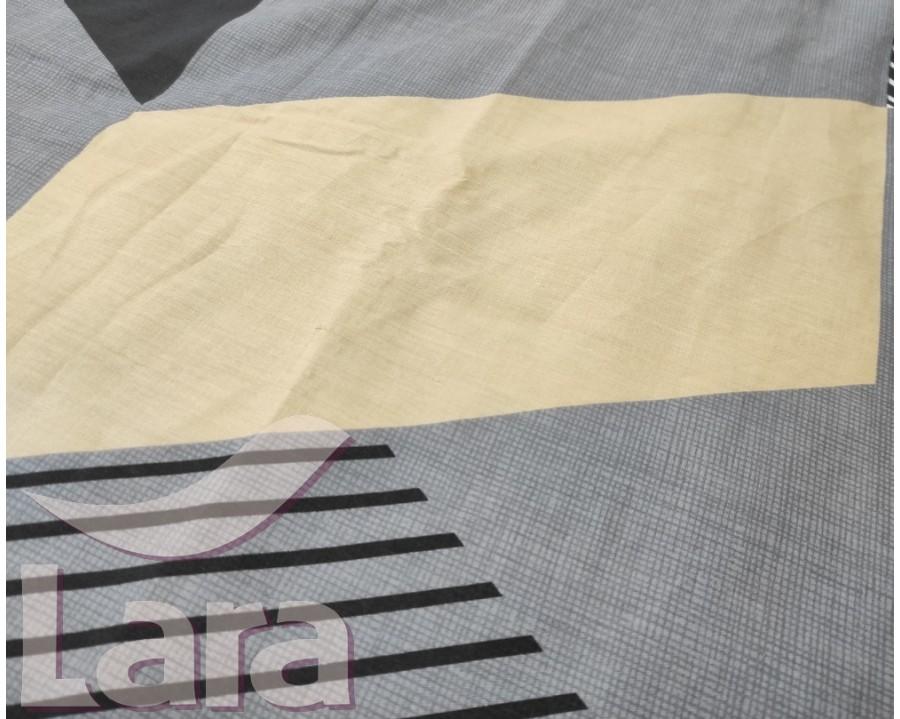 Постельное белье LARA сатин d13061p полуторное