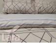 Постельное белье LARA сатин d13067e евро