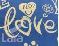 Постельное белье LARA ранфорс d12023s семейное 4 наволочки в комплекте