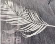 Постельное белье LARA ранфорс d12015p полуторное 2 наволочки в комплекте