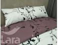Постельное белье LARA бязь d11205d двуспальное